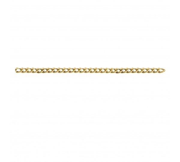 Corrente Ouro 3mm de Espessura com Elo de 4mm