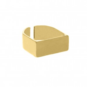 Base para Anel Ouro 17mm